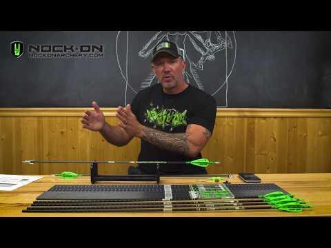 Nock On Arrow Series & System Explained
