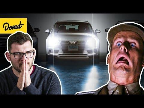 Here's the REAL Reason Headlights are TOO DAMN BRIGHT!   WheelHouse