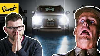 Here's the REAL Reason Headlights are TOO DAMN BRIGHT! | WheelHouse