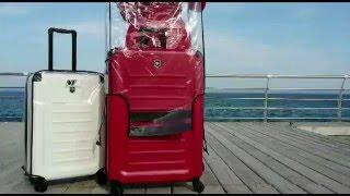 Чемодан. Чехол для чемодана. Suitcase and Case for suitcase