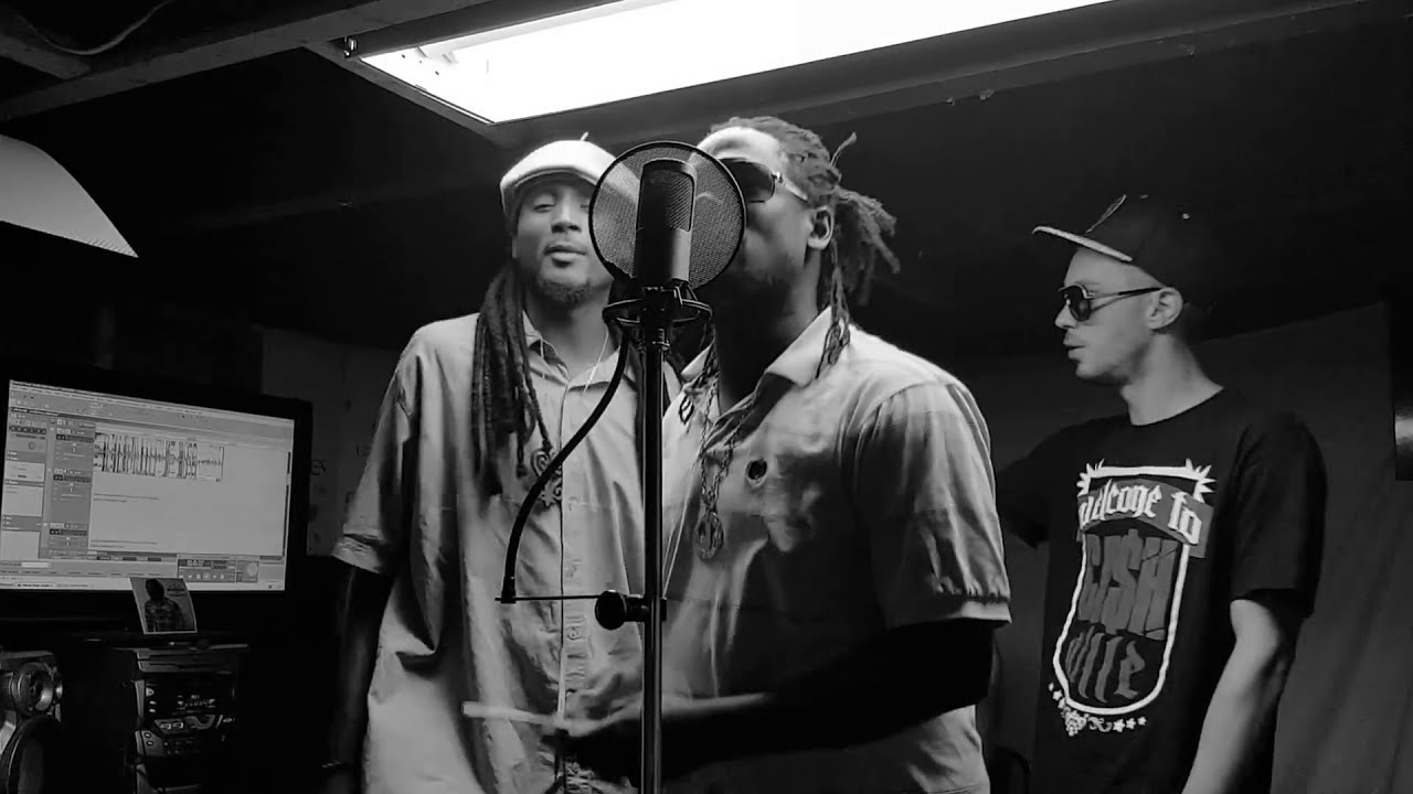 KING SHADROCK ft ALDO GUIZMO & LORD DIAMEN & IBN RAAD - MTL VYBZ #1