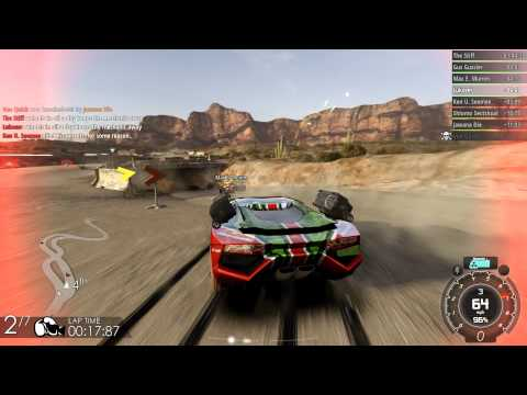 Lukozer PC Game Reviews - 017 - Gas Guzzlers Extreme, from Iceberg Interactive