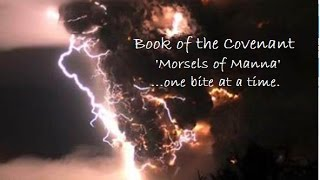 Book Of The Covenant - Melchizedek Manna-Part1