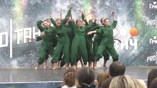 Современные танцы для подростков