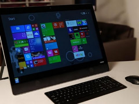 The new Acer Aspire all-in-one is a budget-friendly entertainment station