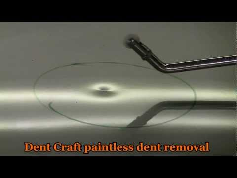 Paintless Dent Repair in Canby OR