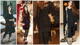 Top Black Dress Designs Collection For Girls