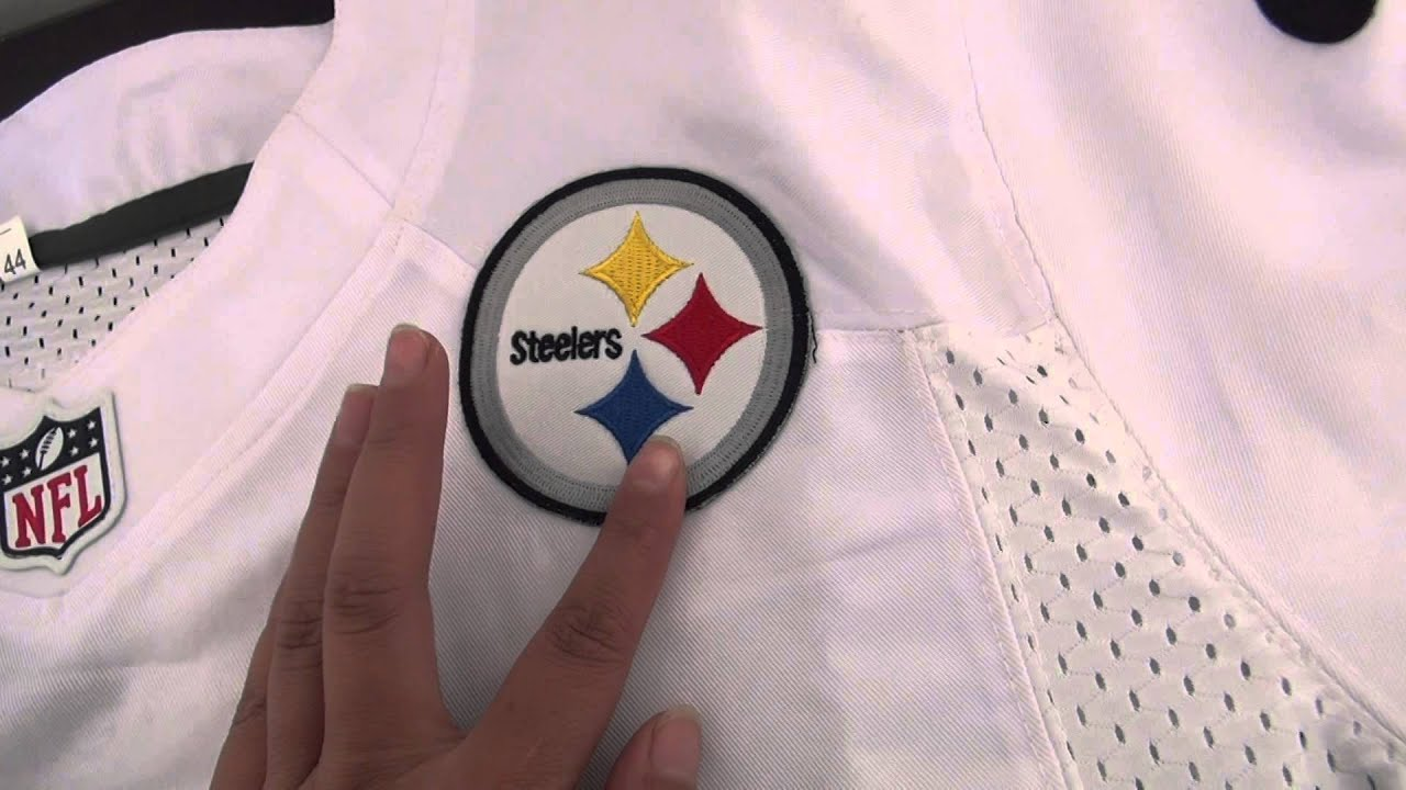 purchase cheap 83454 5bb5b Mens Pittsburgh Steelers Ben Roethlisberger Nike White Game ...