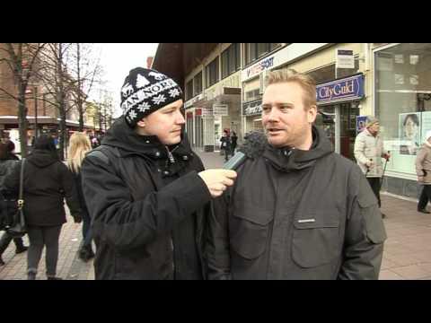 Warg kollar slutspelstempen (Norran TV)