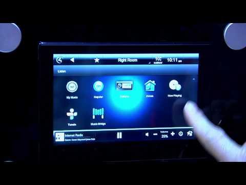 ISE 2013 : Control4 Wireless Music Bridge — Wireless Audio Player