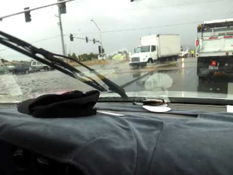 Flooded Streets in Nevada personal video 1