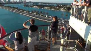 Ship Tour of the Celebrity Eclipse - Cruise Southern and Exotic Caribbean 01/15