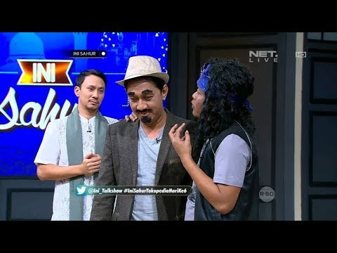 Kolaborasi Superstar Indonesia yang Bikin Sadar Diri - Ini Sahur 22 Mei 2018 (1/7)
