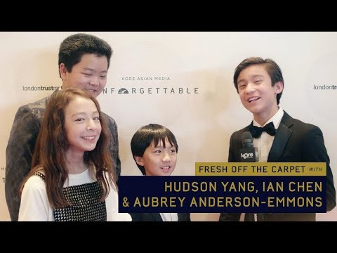 Fresh Off the Carpet  Hudson Yang, Ian Chen, Aubrey AndersonEmmons