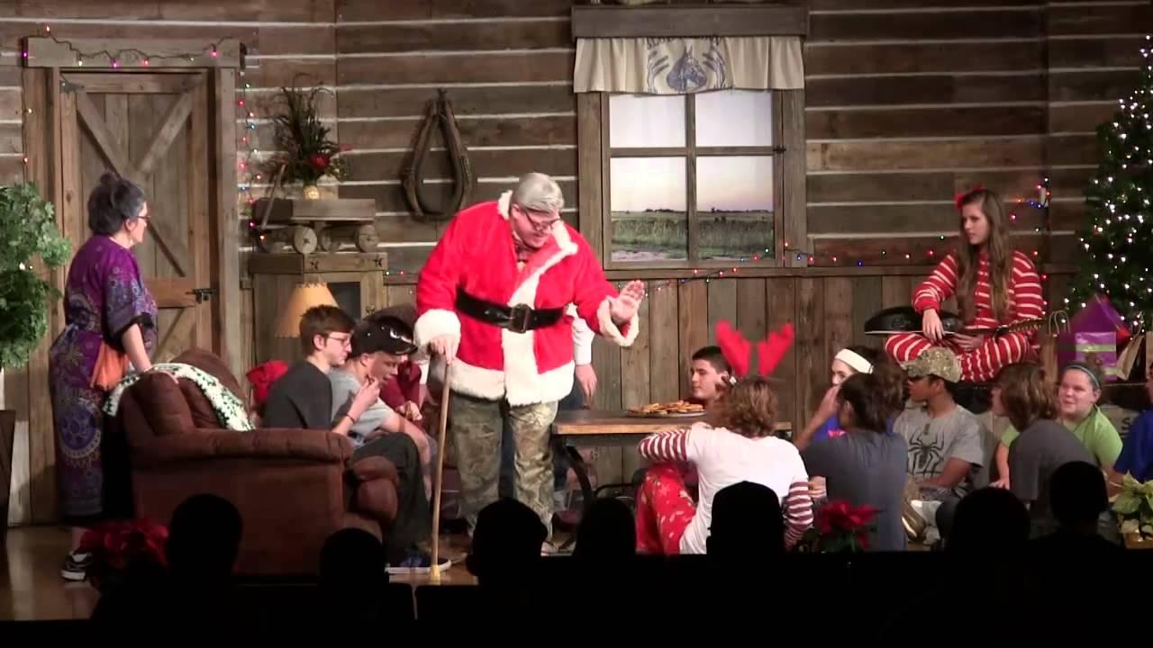 youth christmas skit 2014 youtube - Christmas Skits For Youth