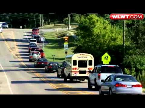 Lakota School Traffic Heavy With Fewer Buses