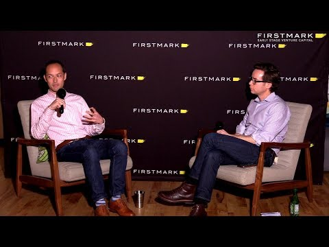 Exciting Developments in Frontier Tech // Andy Wheeler, GV (FirstMark's Hardwired)