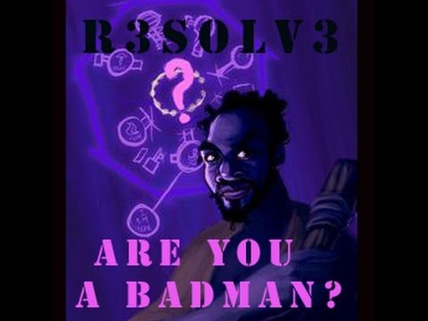 C4-NU ELEMENTZ (ARE YOU A BADMAN?  - R3SOLV3 R3MIX)