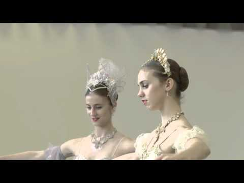 Behind the scenes of our Storytime Ballet: The Sleeping Beauty
