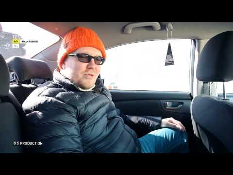 Тест драйв киа маджентис 2010 видео