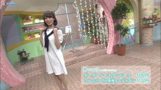 エブリのまち OHK 岡山放送 2014年6月16日~20日 岡田 愛マリー (お...