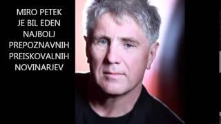 DAMJAN DAMJANOVIČ, DIREKTOR SLOVENSKE FILHARMONIJE, NA VOLITVAH V DRŽAVNI ZBOR PODPIRA MIRA PETKA Thumbnail