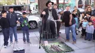 Las Vegas!...More Wild & Wacky Street Performers