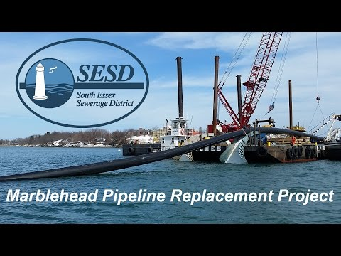 Marblehead Pipeline Replacement Project