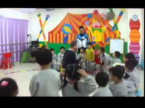 Kindergarten Asia connection open class