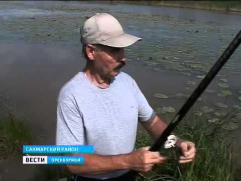 с какого числа в оренбурге ловля рыбы