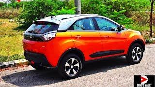 Tata Nexon Diesel AMT First Drive Review #Cars@Dinos
