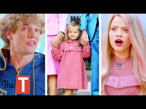 This Is What Happens To Audrey After Descendants 3