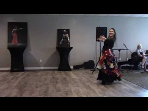 Graciela Perrone Live: Flamenco Dance: Will Read and Sing For Food