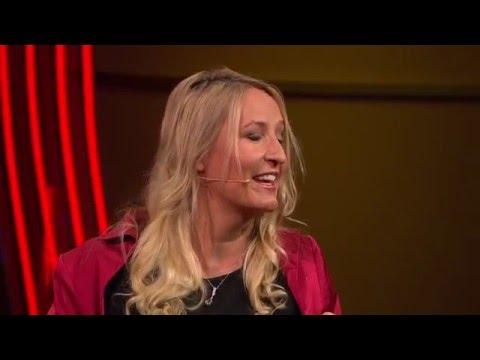 The power of voice | Nadine Bienefeld | TEDxZurich