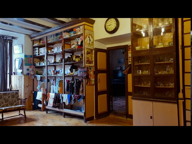 Vieja tienda / Old store