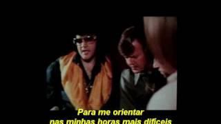Elvis Presley -  Lighthouse - Lead Me Guide Me - Bosom of Abraham Legendado