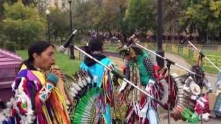 Давно не получал такого кайфа от музыки индейцы в Москве