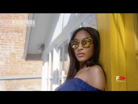 JOURDAN DUNN - MICHAEL KORS The Walk Spring Summer 2017 ADV Campaign - Fashion Channel