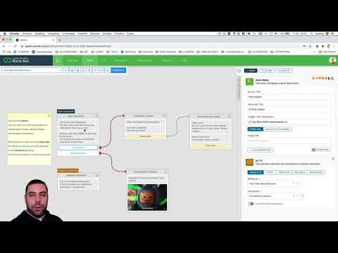 5 - How the chatbot flow designer works