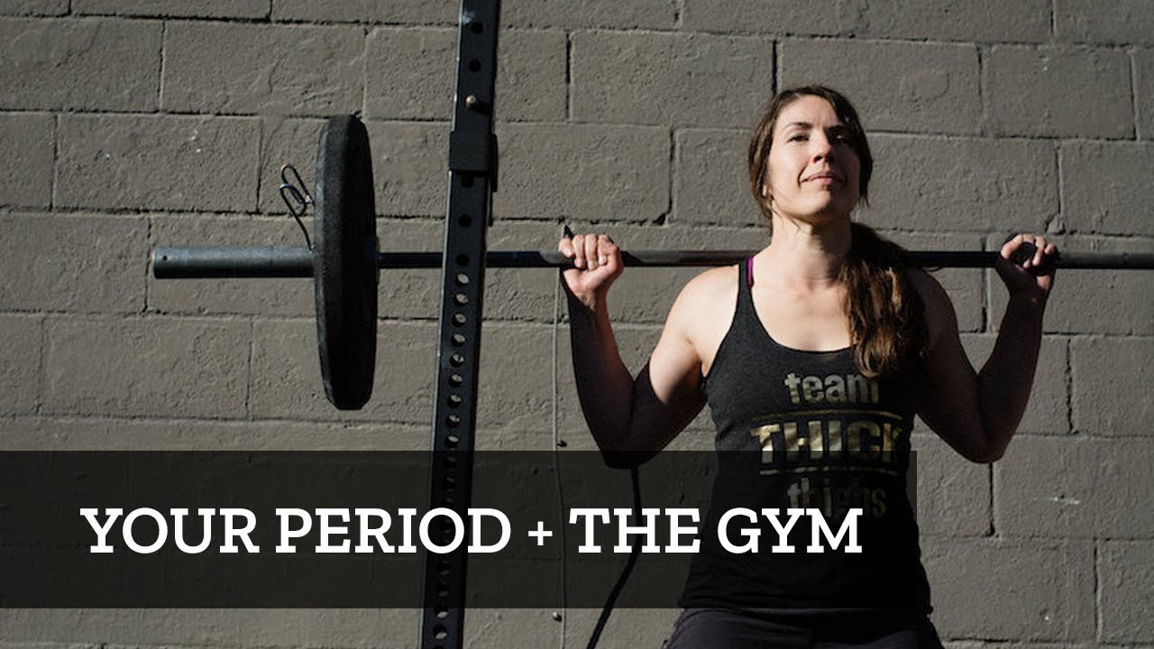 Working Out with Your Menstrual Cycle – Steph Gaudreau