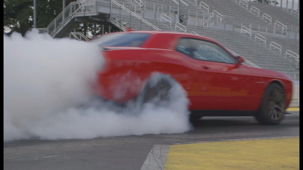 2015 Dodge Challenger Srt Hellcat Performance Youtube