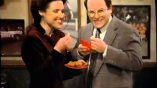 Seinfeld - Seasons 1-3 (1990-1992) Promo (VHS Capture)