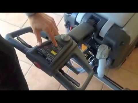 Nilfisk SC400 Training Video