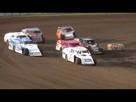 IMCA Modified Heat 1 Independence Motor Speedway 6/29/19