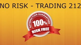 RISK FREE TRADES - Trading 212 Forex Trading #40