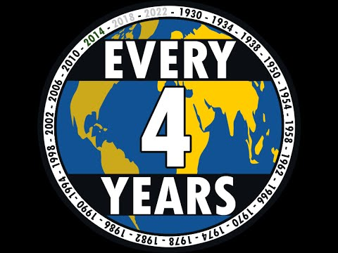 Every 4 Years! World Cup history patch 2014  1982