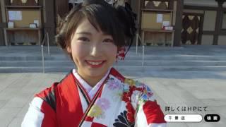 下関市の貸衣装千景店の新CMです。