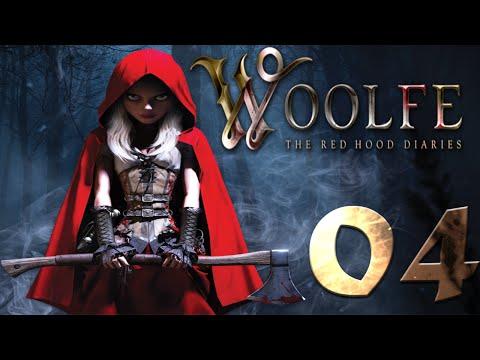 Woolfe - The Red Hood Diaries 100% - Walkthrough [04]  