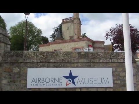 Airborne Museum Normandy . 2 . Tyros 4. 2017. HD.