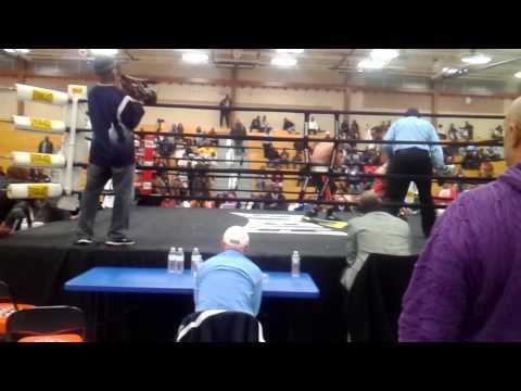 terrible sosa vs michael anderson round 8